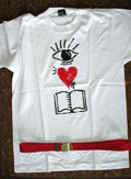 t-shirt tee shirt literacy action